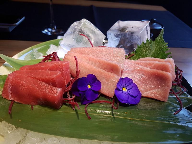 Enso Sushi Sashimi Atún