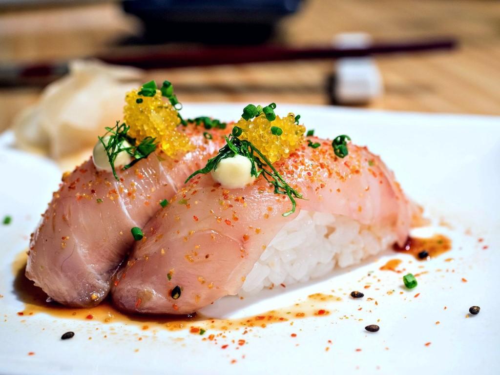Sushi barato y de calidad, ¡sí se puede!