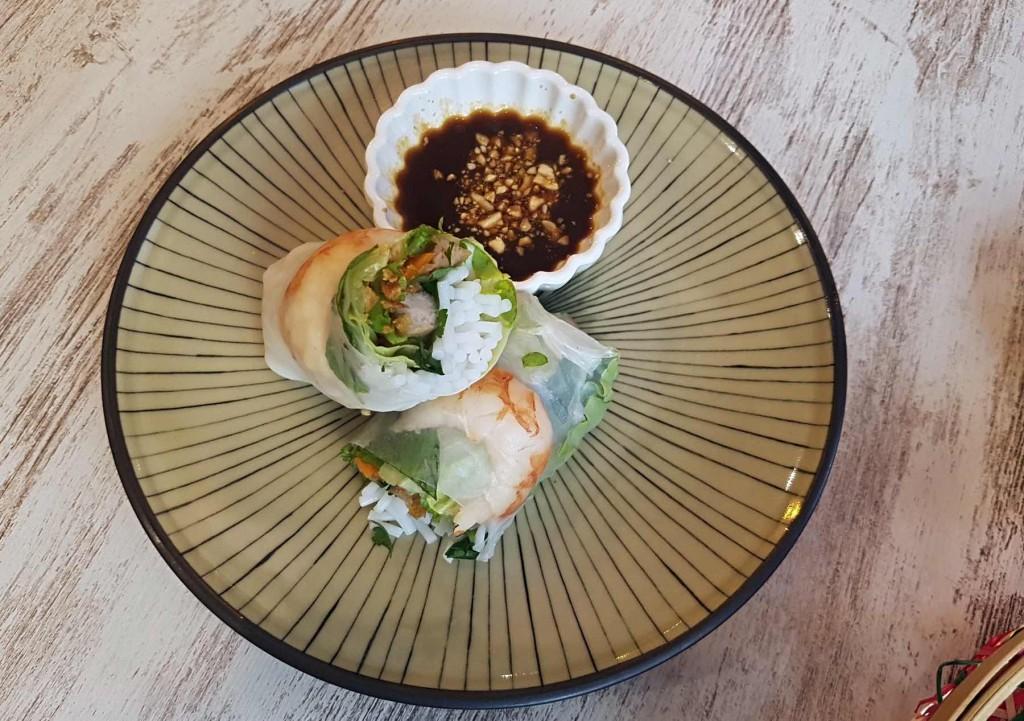 Gỏi Cuốn y Vietnam Express, el nuevo restaurante vietnamita de Madrid