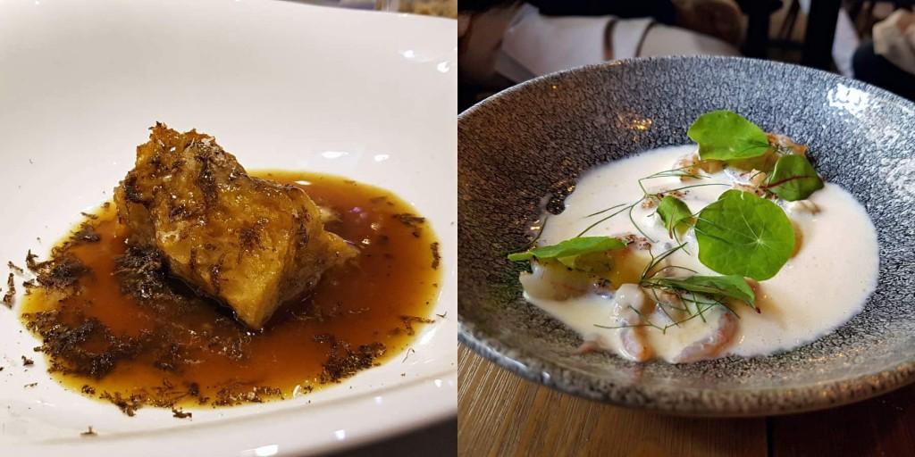 Kava (Marbella) y Efímero (Madrid), dos jóvenes cocinas con mucho futuro