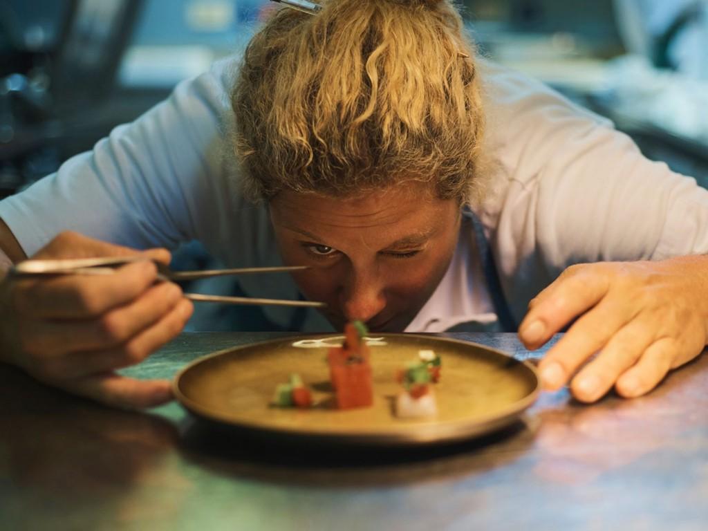 La cocina eslovena de Ana Ros llega a Madrid