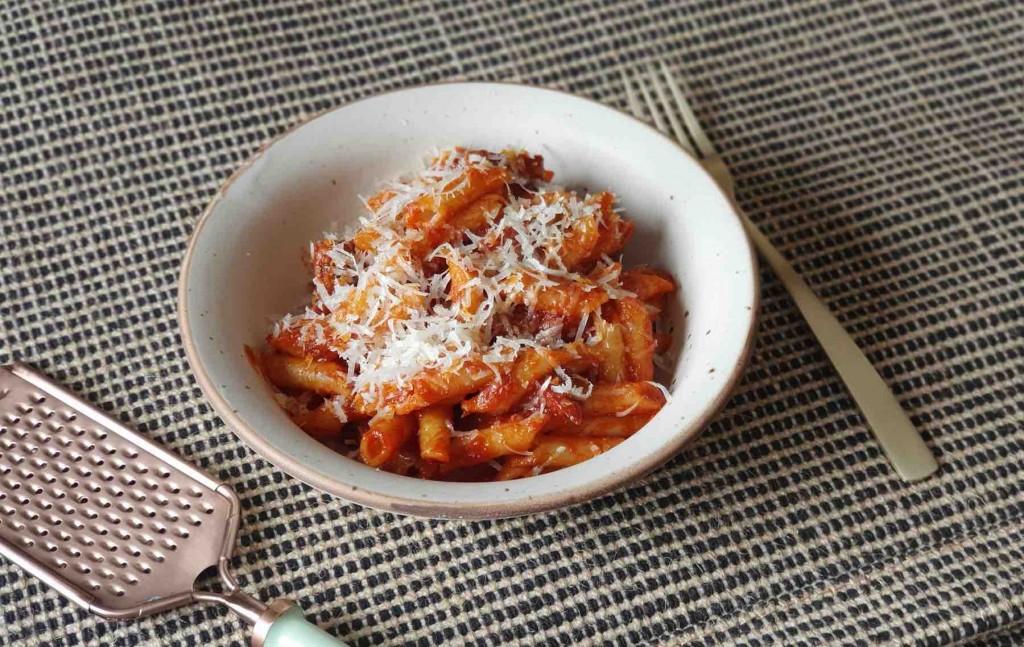 Macarrones con chorizo, infinitas opciones para un plato especial