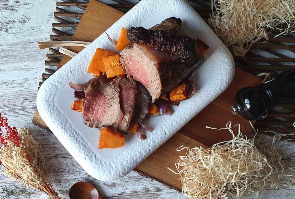 Roast Beef de Suprema de Vaca, para que quede jugoso y sabroso