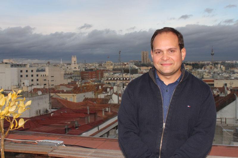 El chef Quique Rodríguez nos descubre los detalles de su nuevo programa, 'Tiempo de gastronomía'