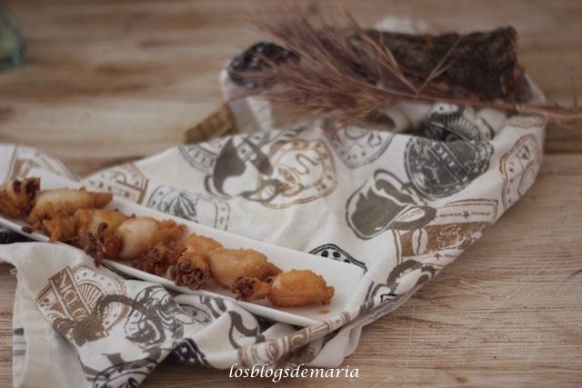 Chipirones fritos