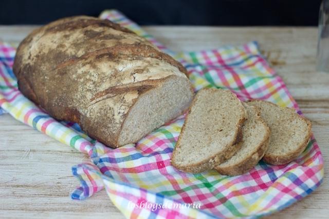 Vídeo Receta: Pan de centeno, integral y trigo