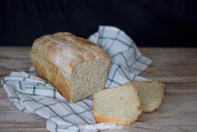 Pan de molde con aceite de oliva virgen extra y miel