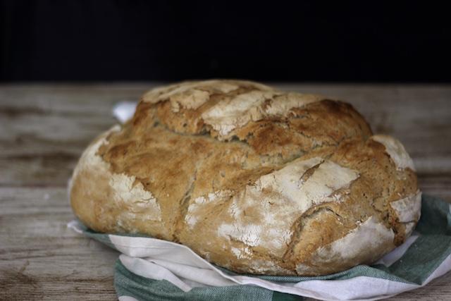 Pan de trigo, integral y espelta integral