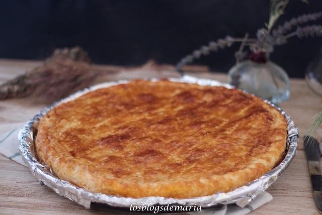 Empanada de melva
