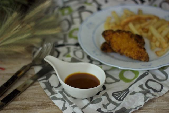 Salsa de curry en Thermomix