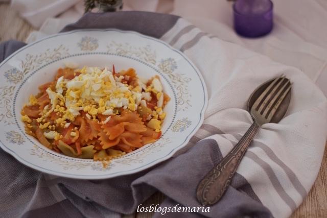 Salsa de tomate para pastas en Thermomix TM5
