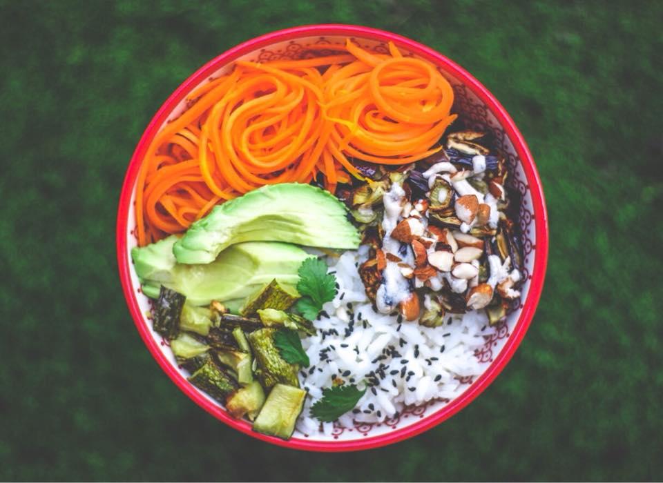 Buddah Bowl: alimentación consciente
