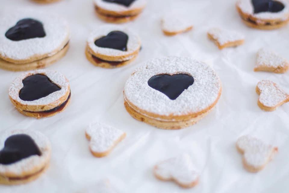 Cookies para acompañar el té de las 5