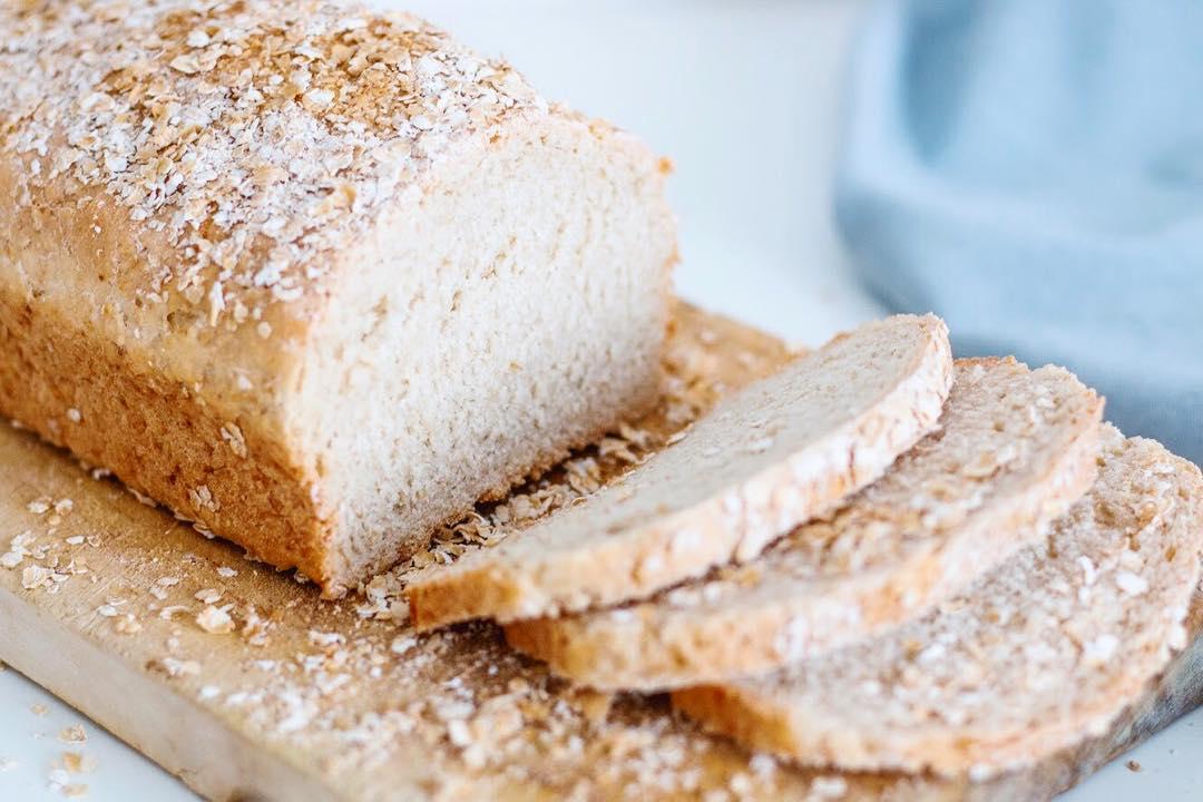 ¿Fanático de las tostadas? Acá el más sabroso pan de avena y harina integral