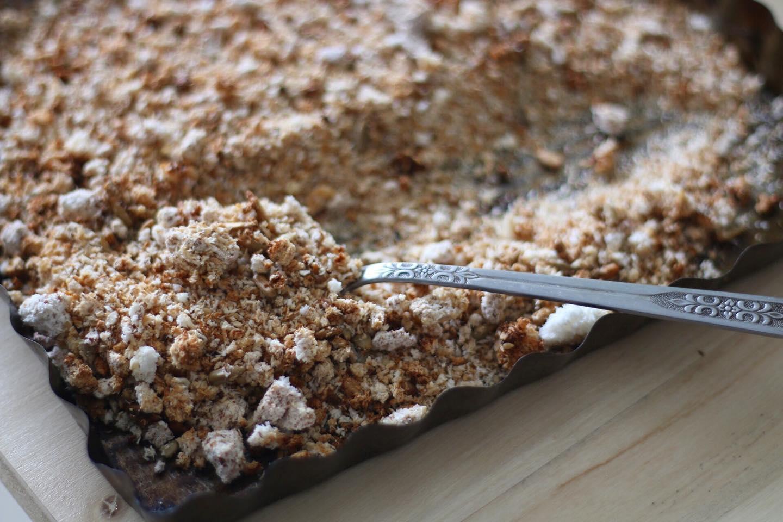 Granola 0: una receta sin desperdicios