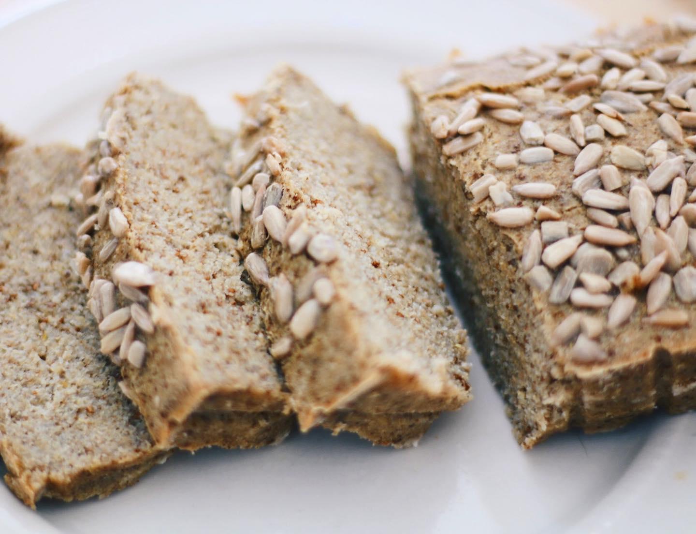 Pan de quinoa y chía (sin gluten)