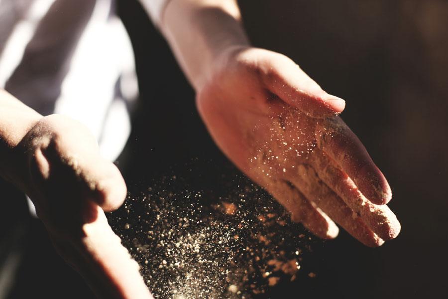 De profesión, cocinero