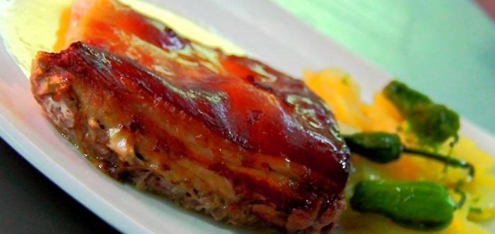 Cochinillo asado, un plato tradicional para esta Navidad